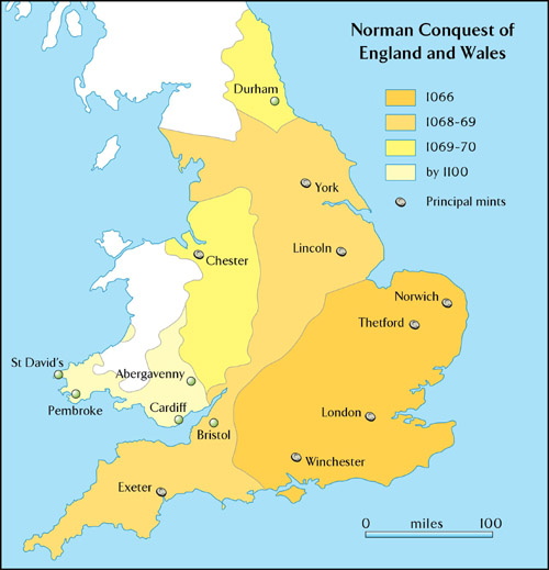 Map Of England 1100.Key Events Middle English 1100 1500 Ad